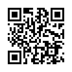 ここのQRコードつくりました。登録してみてください★